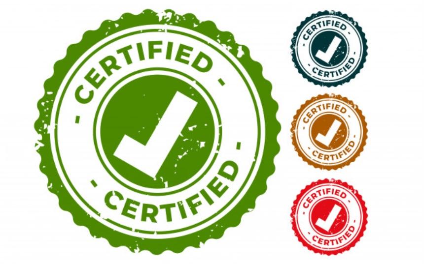 Certificacions